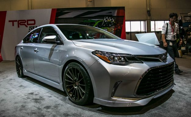 Toyota Avalon TRD - Look What Happened to Grandpa: SEMA Edition  - The Chevy Avalon is a large, relaxed, smooth-riding automobile that attr...
