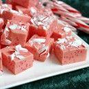 Candy Cane Fudge - MasterCook