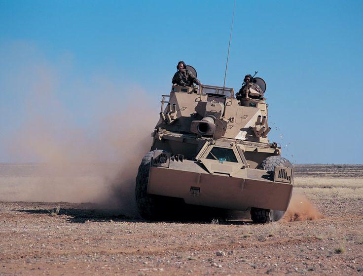 Denel G6 Self-Propelled Gun, South Africa