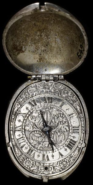 Pocket Watch, made in England, circa 1630, by Henry Grendon | V&A Search the Collections