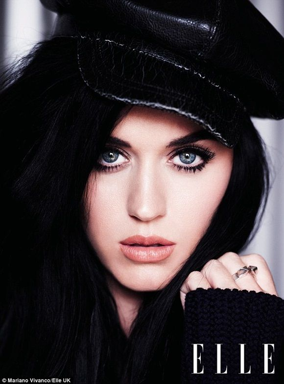 ELLE UK, Katy Perry