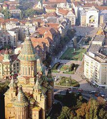 Timisoara, Romania...