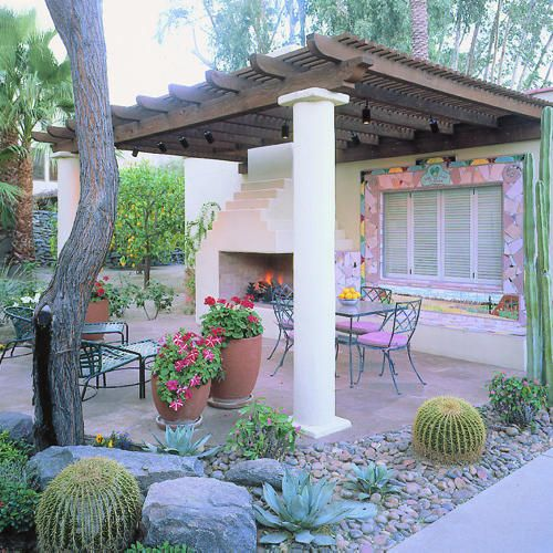Top 70 Best Desert Landscaping Ideas: 490 Best Images About Desert Landscape Ideas On Pinterest