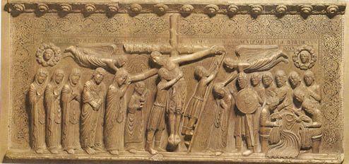 Benedetto Antelami, Deposition, 1178 (Duomo of Parma).