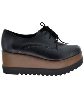 Oxfords με διπλή σόλα