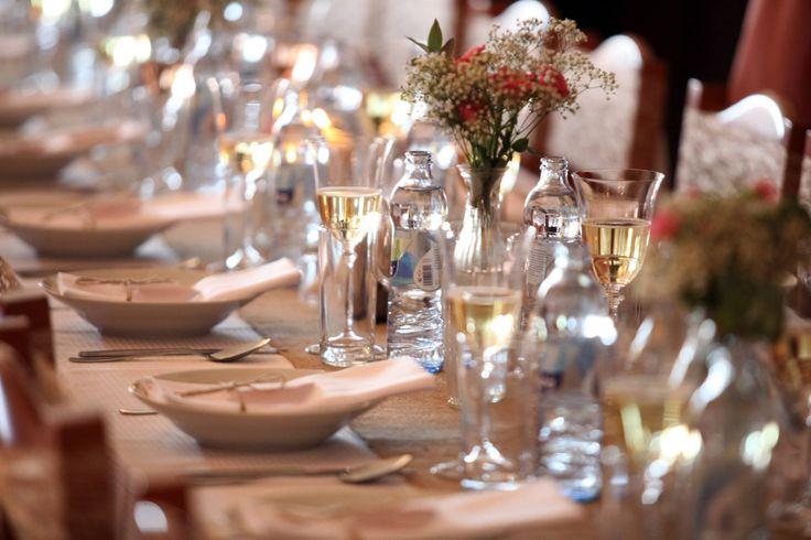 Radka & Lukáš 4.7.2015 | Wedding Table