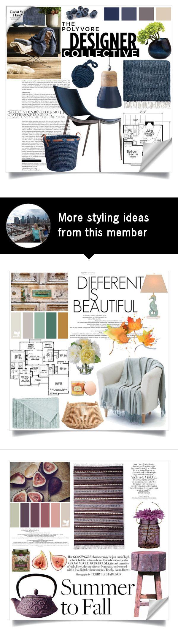 """Bez naslova #2620"" by kristina-krizanec on Polyvore featuring interior, interiors, interior design, home, home decor, interior decorating, UGG Australia, Dot & Bo, Modloft and Murmur"