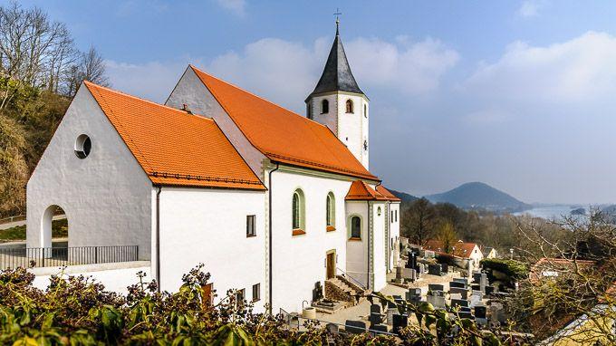 Donaustauf, Pfarrkirche St. Martin (Regensburg) BY DE