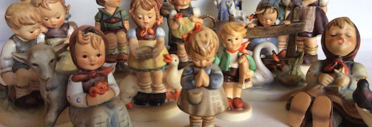 5 Dinge, die du über Hummel Figuren wahrscheinlich nicht wusstest