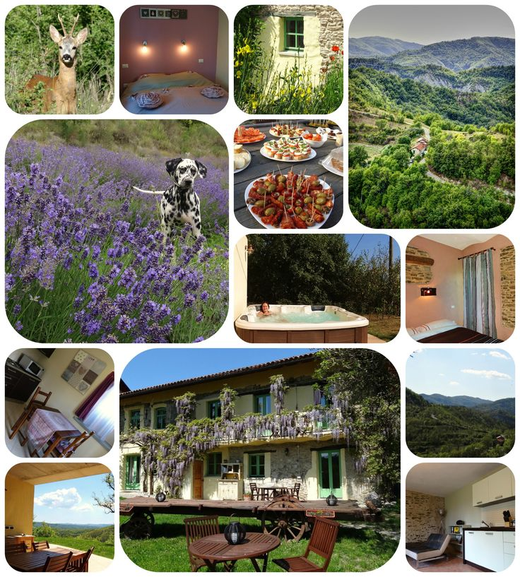 """When people ask what we do for a living, we sometimes jokingly say we're """"happymakers""""  - Agriturismo Verdita - www.verdita.com"""
