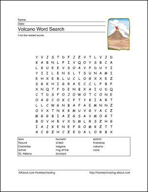 http://homeschooling.about.com/od/freeprintables/ss/volcanoprint.htm