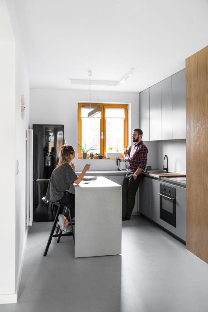 Mieszkanie z meblami i dodatkami vintage | PLN Design