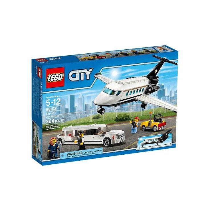 #Lego #LEGO® #60102   LEGO City Flughafen VIP-Service  Junge Multi 1/08/16 Tschechische Republik     Hier klicken, um weiterzulesen.  Ihr Onlineshop in #Zürich #Bern #Basel #Genf #St.Gallen