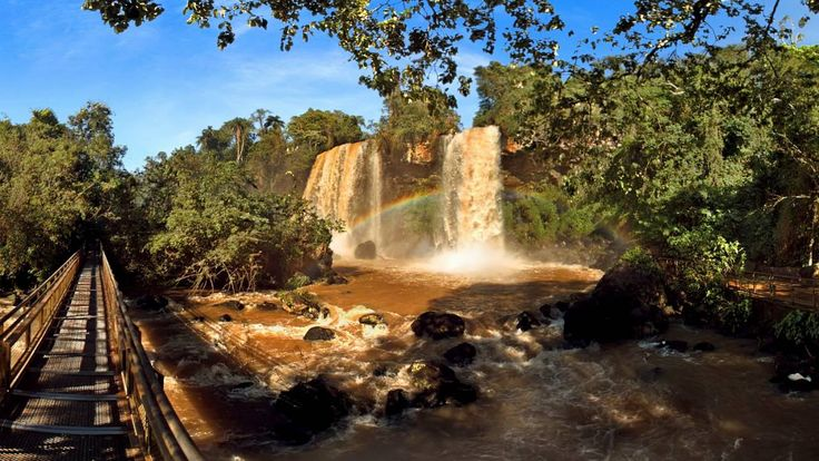 After watching this amazing 360º video by the Iguazu National Park, you will be eager to travel and explore it's natural beauty by yourself! Contact us and we'll design a perfect tailored trip for you! ** Después de mirar este increíble video 360º por el Parque Nacional Iguazú, vas a tener muchas ganas de viajar a conocerlo! Escribinos para armar tu viaje a medida! ** #amazing #360video #Iguazu #IguazuFalle #NationalPark #travel #explore #natural #beautiful #trip #experience #nature