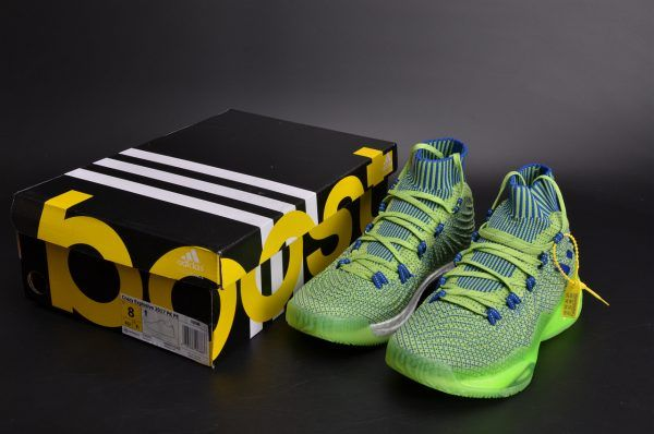 the latest bce58 5710d adidas Crazy Explosive 2017 Primeknit Green Andrew Wiggins For Sale