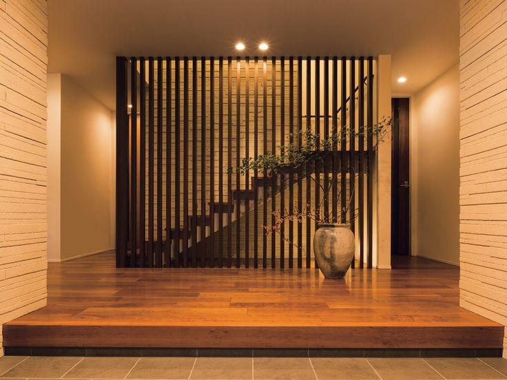 モデル02 玄関 イメージ