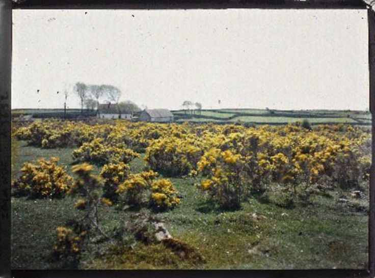 These images, whichrepresent the first ever colour photographs taken in Ireland,were taken in 1913 by two French women, Marguerite Mespou...