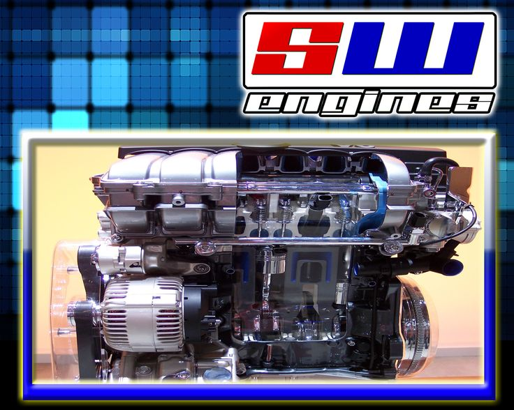 #SWEngines Check out the new VR6 Engine