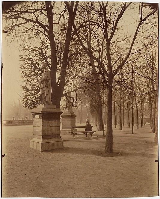 35 best eugene atget images on pinterest eugene atget - Jardin du luxembourg hours ...