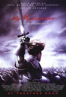 Milla Jovovich as The Messenger: The Story of Joan of Arc -1999, and John Malkovich as Charles VII