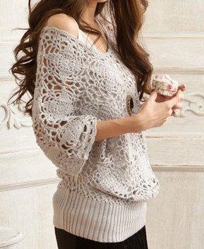 Sweater liviano  hermoso