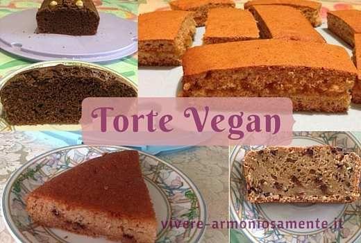 Ecco qualche ricetta per realizzare delle torte vegane semplici e leggere. Sono ottime per la colazione e contengono pochi zuccheri.