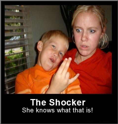 THE SHOCKER! Bah hahaha!