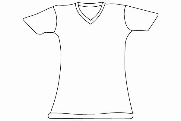 Download T Shirt Template Illustrator Best Of T Shirt Vector Template Illustrator T Shirt Design Template Shirt Template Blank T Shirts