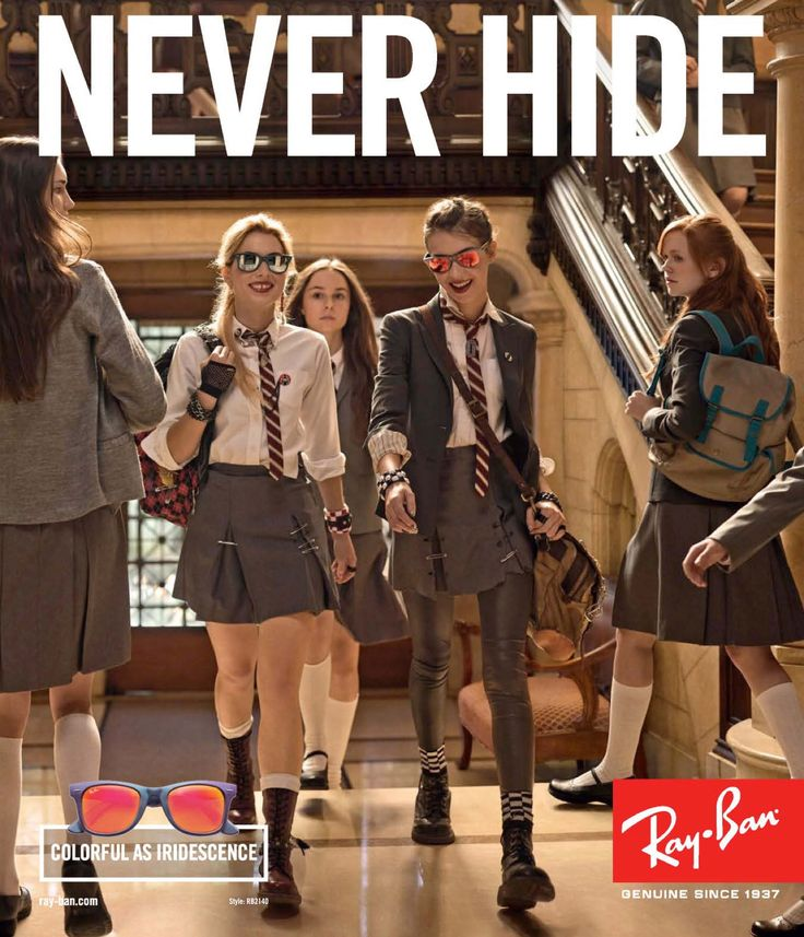42 best images about Ray Ban Never Hide on Pinterest