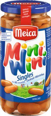 Картинки по запросу meica mini wini singles (260 g)