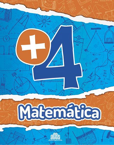 + 4 - Matemática
