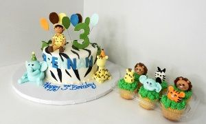 Groupon - $ 27 for $45 Worth of Baked Goods at Cakes for Occasions in Cakes for Occasions. Groupon deal price: $27