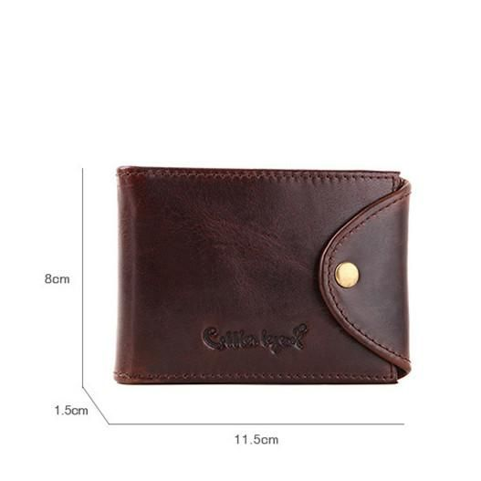 Cobbler Legend Genuine Leather Business Credit Card Holder ID Card Case Holder Wallet For Credit Cards For Men Cardholder Purse