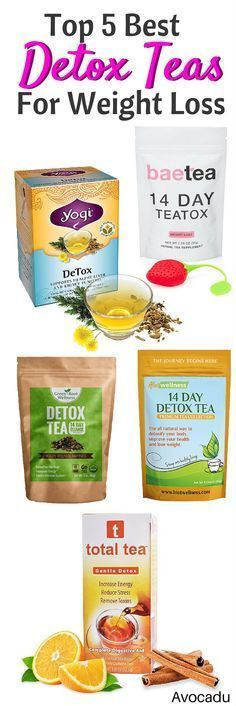 On the hunt for a good detox tea? They can be very powerful when used alongside a healthy diet to rid yourself of excess toxins and lose weight. http://avocadu.com/5-best-detox-teas-for-weight-loss/