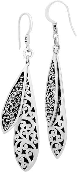 Lois Hill Medium Repousse Earrings #earrings #silverjewelry #wedding #prettygirl #jewelry #elegant #ad