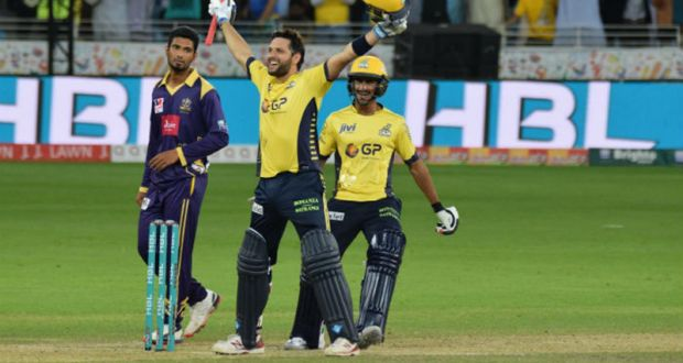 PSL Live Score: Peshawar Zalmi vs Quetta Gladiators Final