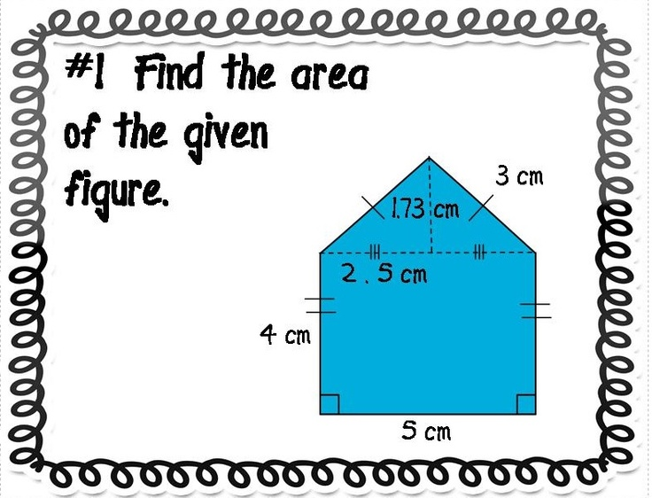 347 best perimeter and area images on Pinterest | Teaching math ...