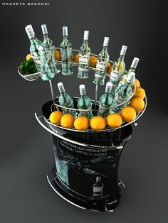 point of purchase display alcohol boxes - Google Search