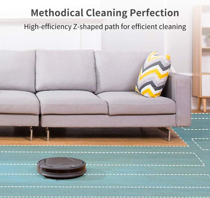 Efficient And Intelligent Clean Fast With No Random Bumping Using A Dual Gyro System Together With Motion Trac In 2020 Robot Vacuum Hard Floor App Control