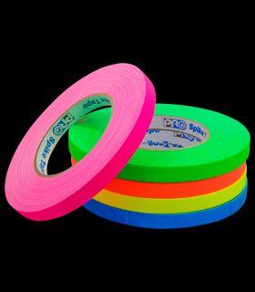 BLTAPE 1/2 Inch Blacklight Reactive Fluorescent Gaffer Tape (One 45-Yard Roll)