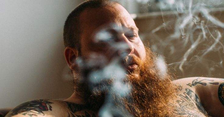 Rapper Action Bronson talks about his life after cable fame, what food items are on his rider and the end of the Blue Chips series.