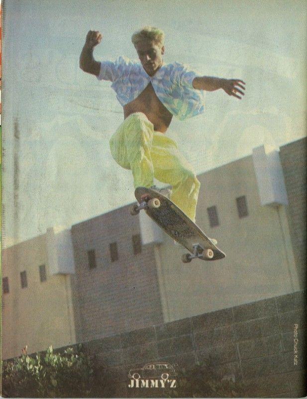 Jimmy z surf vintage