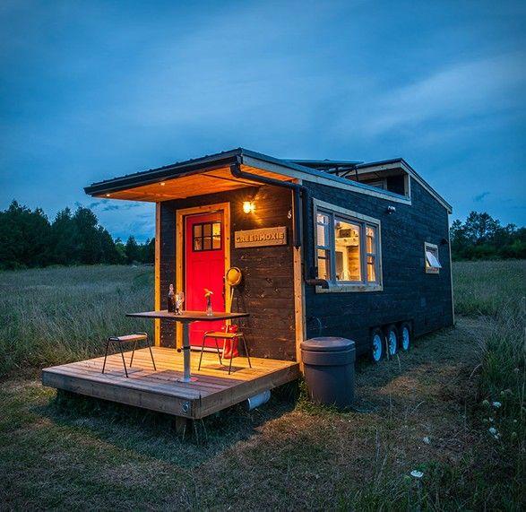 25 melhores ideias de plantas de casa minusculas no - Casas super pequenas ...
