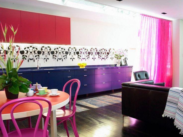 1000 id es sur le th me couleur aubergine sur pinterest couleurs palettes de couleurs corail for Credence violette