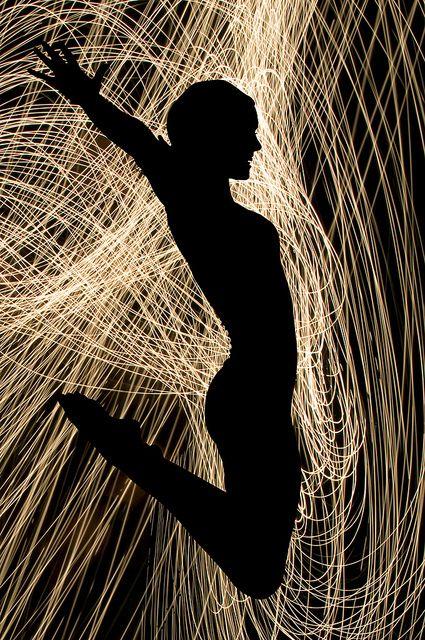 """""""Light Painting / Scuola di fotografia Santa Maria del Suffragio"""" by Donatello Trisolino on flickr.com"""