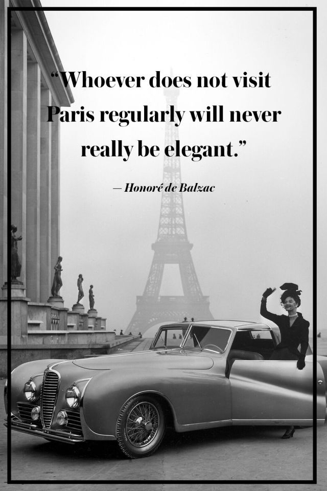 Our Favorite Quotes about France and Paris                                                                                                                                                                                 More