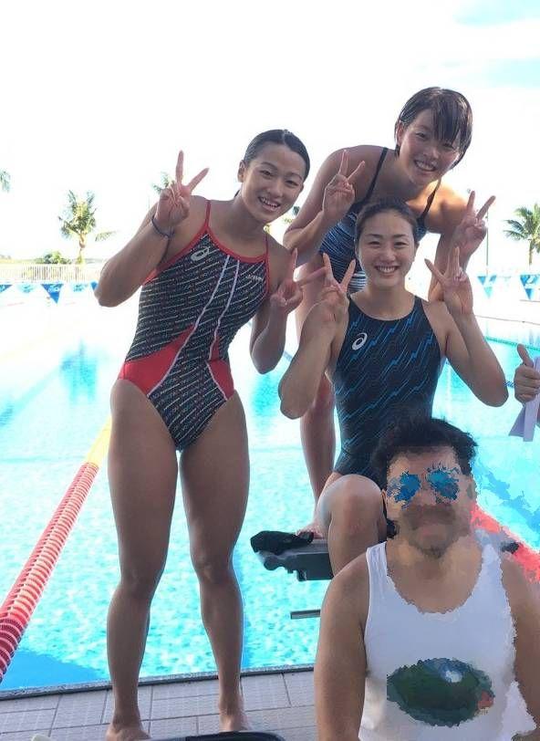 ボード 水泳 のピン