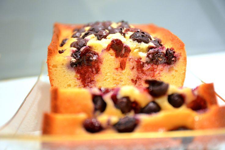 Ricottacake met vers fruit :: De Voedingsapotheek