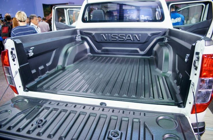 Pickup bed of #Nissan #Navara #PickupTruck 2015. New Model Nissan Navara NP300 Bangkok, Thailand available for export at Jim Autos Thailand http://toyota-dealer.org/2015-nissan-navara-np300.html