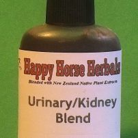 Urinary / Kidney blend 30ml www.happyhorsehealth.co.nz